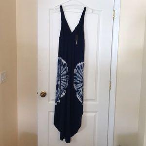 Gypsy 05 Navy Maxi Dress